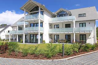 A: Haus Windrose Whg 10 Meeresrauschen mit Balkon Außenansicht