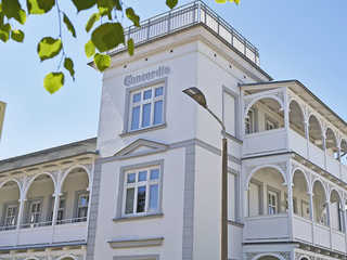 Villa Concordia -F655 | WG01 ?Lohme? mit großer Veranda Die Villa Concordia im Ostseebad Binz - Hausan...