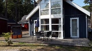 H: Ferienhaus Sandkörnchen - Strandpark - ca. 80m Strand Objektansicht