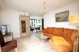 Ferienwohnung 100RB29, Haus Aurum Wohnbereich