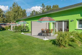 Bungis Am Grimnitzsee | Karree Endhaus. Terrasse