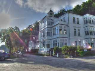 Binz 04 - Villa Agnes - nur 20m zum Strand Villa Agnes