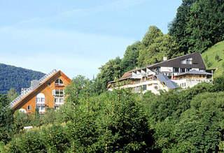 AKZENT Hotel Restaurant Höhenblick Außenansicht