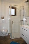 Auf der Steinbrücke Bad 1 - Dusche WC