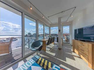 Panorama Suite in der Hafenresidenz 4**** Das Leben genießen