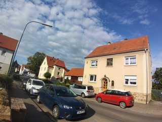 Fewo Fulda-Neuenberg Hausansicht von vorn