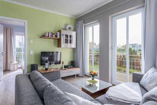 Villa Strandvogt WE 03 Wohnbereich