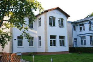 Ferienwohnung Villa Waldblick Außenansicht Objekt