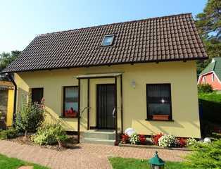 Kölp - Balke Ferienhaus auf dem Grundstück des Vermieters