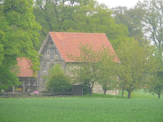 Altes Speicherhaus