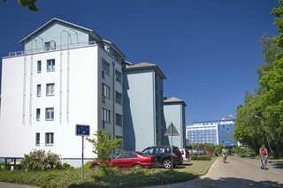 Zinnowitz Haus Zur Düne Außen Dünenstraße