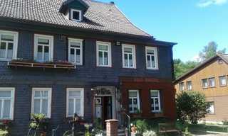 Haus Bindseil Außenansicht des Haus Bindseil