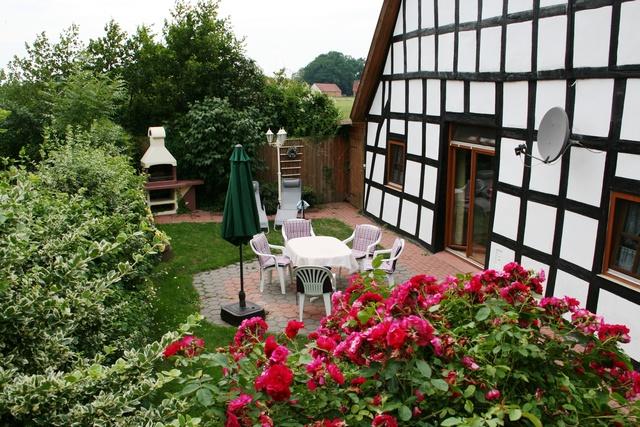 Ferienhaus auf der Dream Horse Ranch Unser Ferienhaus
