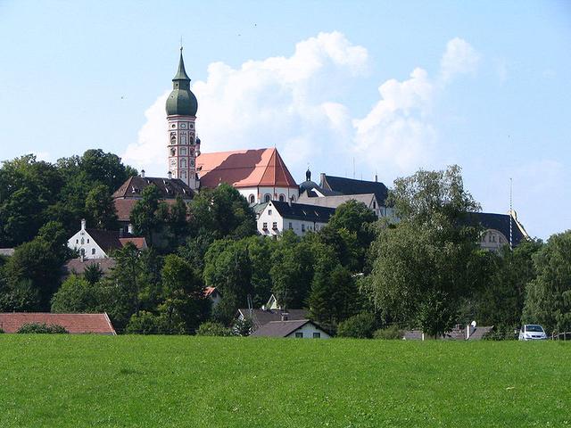 Auslug nach Kloster Andechs