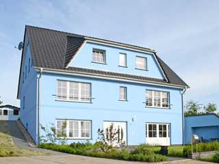 Ferienwohnungen im Blu Hus Blu Hus