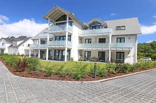 A.01 Haus Windrose Whg 03 Strandoase mit Terrasse Außenansicht