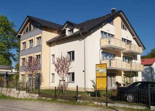 (Brise) Neubauvilla Elbflorenz Hausansicht von der Labahnstraße