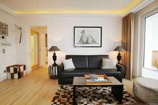 Ferienwohnung 203RB11, Villa Allegra Wohnbereich