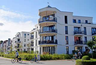 Ferienwohnung Villa Düne mit Meerblick und Balkon Ferienwohnung Villa Düne mit Meerblick und Balk...