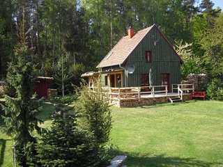 Ferienhaus Forsthof Ferienahus
