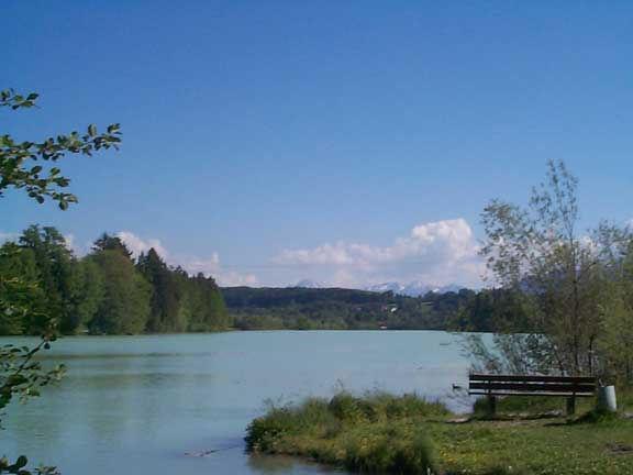 Zahlreiche Seen laden Sie ein