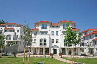 H: Haus Meeresblick A 2.23 Silberdistel mit Balkon Außenansicht
