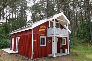 F: Ferienhaus Störtebeker - Strandpark - ca.100m Strand Außenansicht