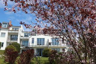 Residenz Bellevue Fewo 39 - Fewo.cc Herrmann Fewo 39 - Gartenansicht