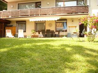 Ferienwohnung Haus am Sonnenhang Außenansicht