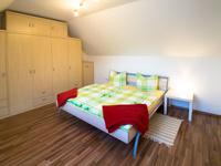 Ferienhaus im Seenland Schlafzimmer