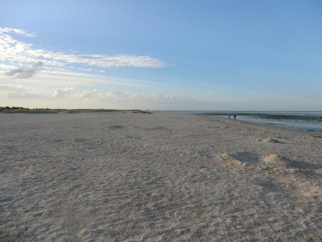 Nordseeurlaub am Muschelstrand von Schillig