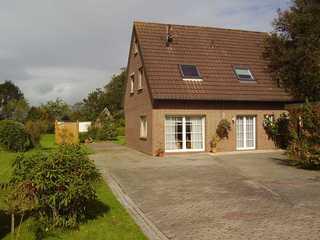 Ferienhaus in Dornumersiel 200-032a Hausansicht