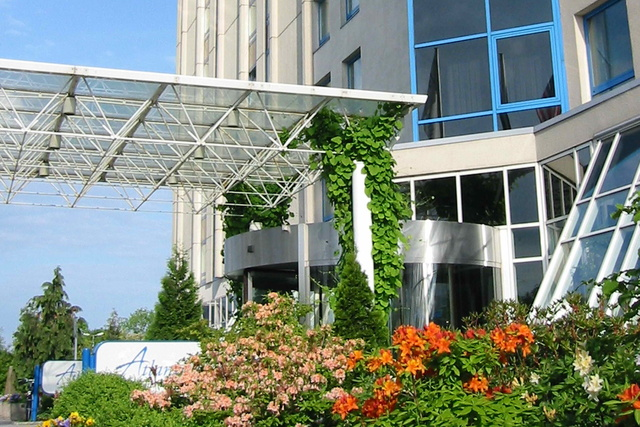 Atlanta Boardinghouse Leipzig Außenansicht