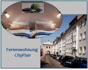 Ferienwohnung CityFlair - 32290 Außenansicht