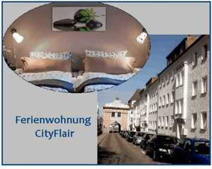 Ferienwohnung CityFlair - Objekt 32290 Außenansicht