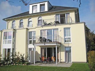 A: Haus Möwe II Whg. 01 mit Terrasse Außenansicht