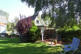 Ferienhaus Plau am See SEE 3661 Außenansicht Ferienhaus
