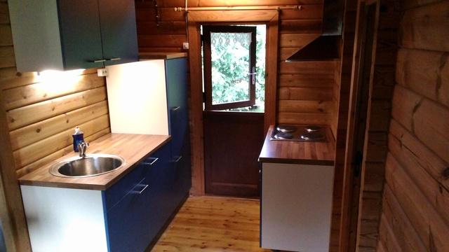 dieSeeSucht - Lodge am Fjord (Wohnküche)