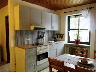 Reiterhof Finkenmühle Fewo Dolly Küche