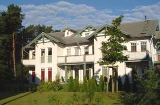 Dünenresidenz Karlshagen Haus von außen