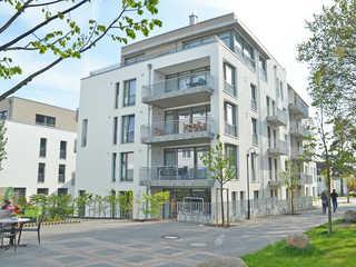 DünenResort Binz | WG3.8 im 3.OG mit Balkon + kl.Seeblick DünenResort im Ostseebad Binz