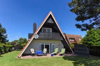 Ferienhaus am Tief in Neuharlingersiel Außenansicht