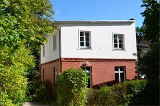 Tarnowskis Remise Villa Seeblick, nur 50m zum Strand, WLAN Außenansicht