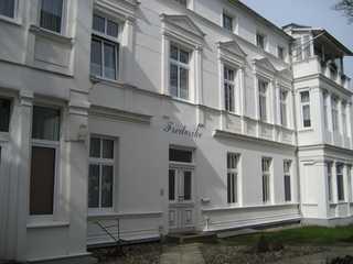 Wenzlaff, Haus Frederike ***300m bis zum Ostseestrand Außenansicht