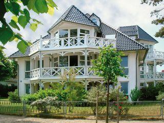 Haus Strelasund (HS) bei c a l l s e n - appartements Haus Strelasund bei c a l l s e n - appartements