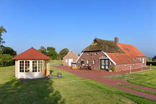 Landhaus Eulennest in Stedesdorf Außenansicht