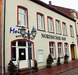 Hotel Nordischer Hof Außenansicht