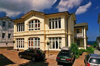 P: Villa Heimkehr Whg 08 3 Sterne mit Balkon / Meerblick Objektansicht
