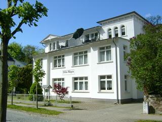 8765Villa Rügen - 300 m zum Strand Villa Rügen Ansicht von der Putbuser Straße