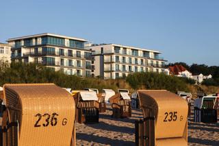 SEETELHOTEL Kaiserstrand Beachhotel SEETELHOTEL Kaiserstrand Beachhotel, Strand